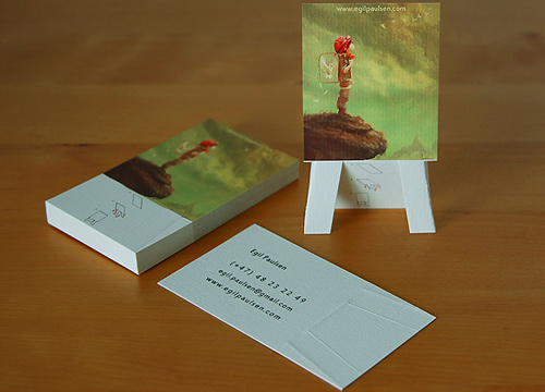 brilliant business card design - Business Card Design Ideas