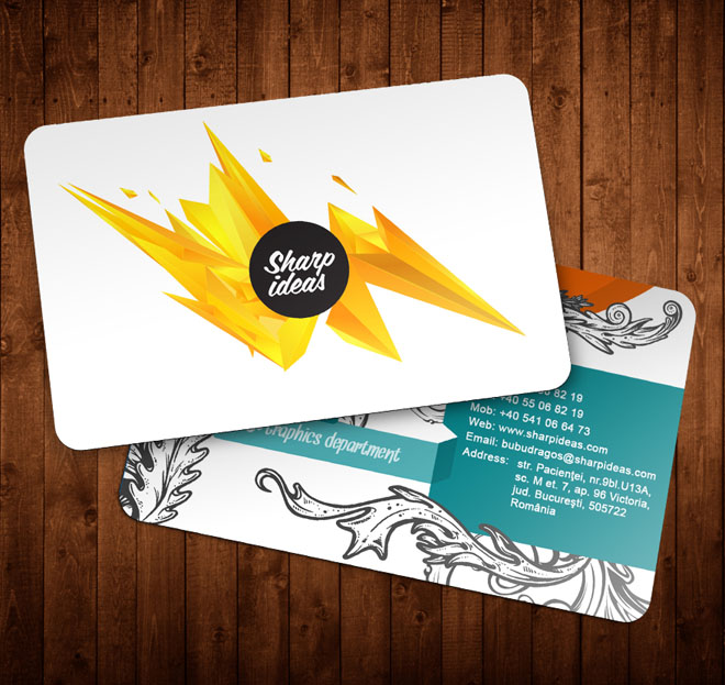 35 creative and most beautiful business card design examples business cards business cards business cards business cards reheart Image collections