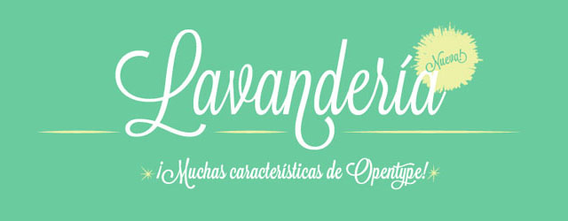 Lavanderia Regular Font Download