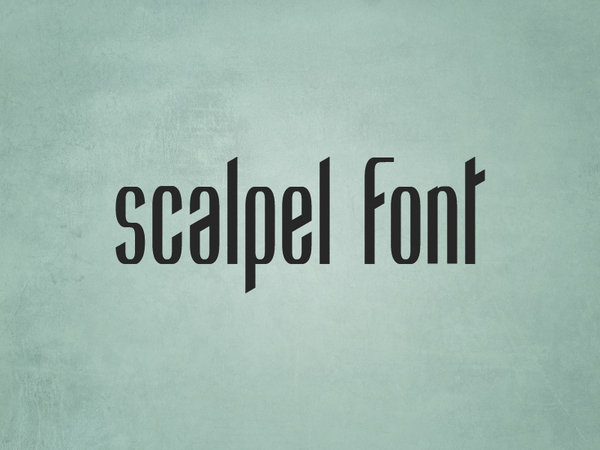 24 Professional Free Fonts for Designers