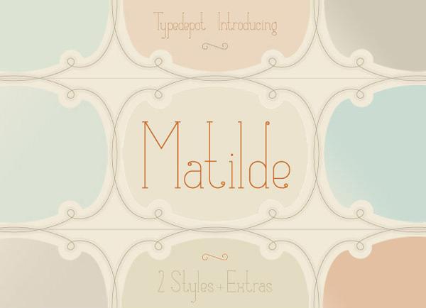 Matilde (  )