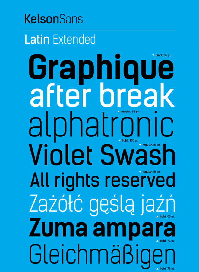 Best Fonts Package Free Download 2012