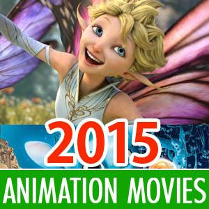 2015 Animation Movies List