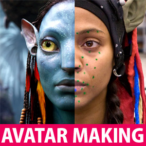 3D Animation Movie Making Process and Behind the scenes - Avatar