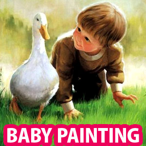 Baby Paintings