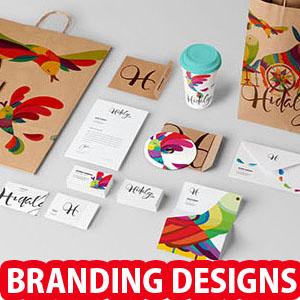 30 Creative Branding Identity Design examples around the world