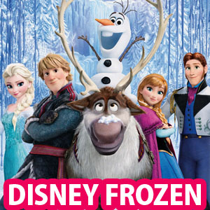 Disney Frozen - 25 Character designs, Wallpapers and Trailers from latest animation movie