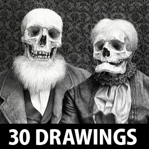 30 Stunningly Detailed Surreal Drawings and Art works - Surreal, Peculiar and Funny