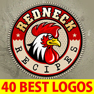 40 Creative Rooster and Chicken Logo Design examples