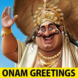 Onam Greetings