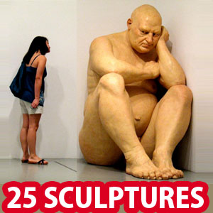 50 Super Realistic and Mind-Blowing Human Sculptures