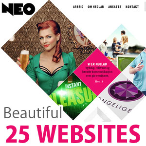 25 Beautiful and Colorful Website Design examples for your inspiration