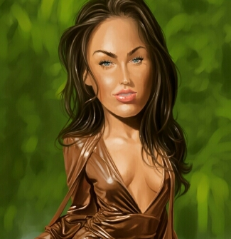25 Beautiful Digital Caricatures and Paintings by Javier Martinez Sanchez