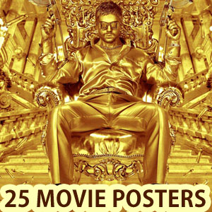 25 Creative Movie Posters Design examples for your inspiration
