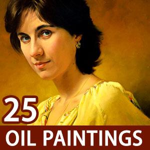 25 Hyper Realistic Oil Portraits and Still Life Paintings by Nikolai Shurygin