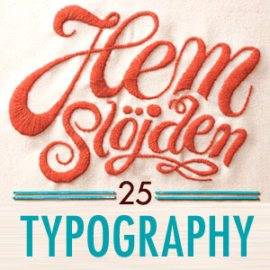 25 Best and Creative Typography Design examples for your inspiration