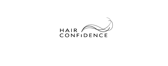 Men hair salon logo