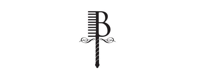 mens salon barber hair logo logo design ideas free - Logo Design Ideas Free