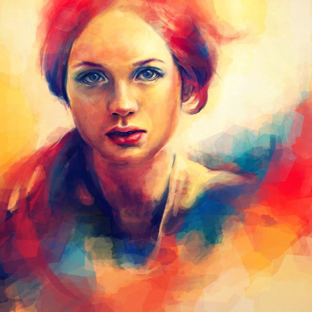25 Beautiful Colorful Digital Paintings and Illustrations ...