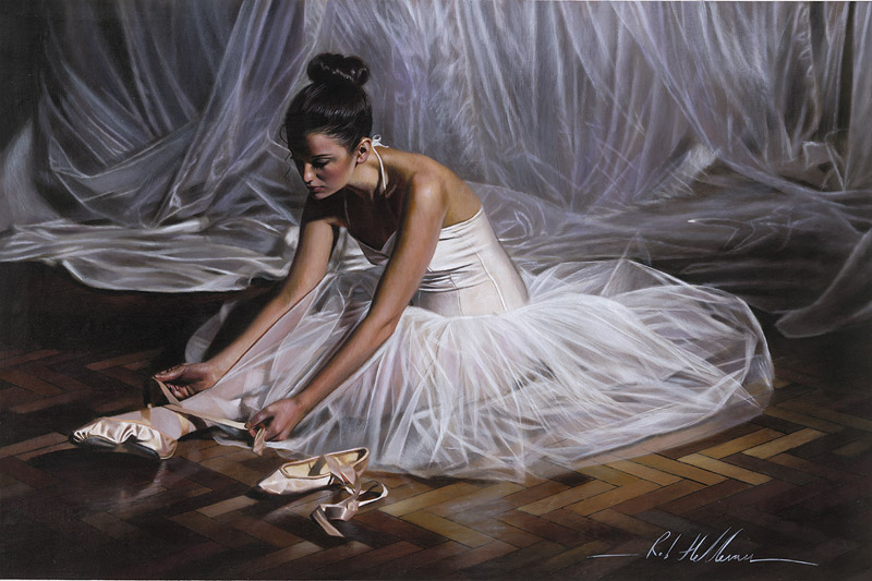 Picture-16 ( 26 Realistic and Glamorous Oil Paintings by Famous Artist Rob Hefferan )