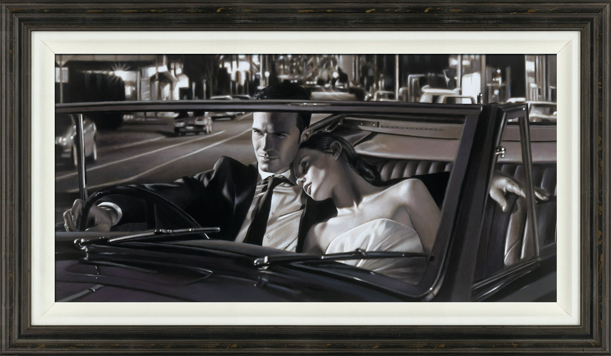 Picture-26 ( 26 Realistic and Glamorous Oil Paintings by Famous Artist Rob Hefferan )
