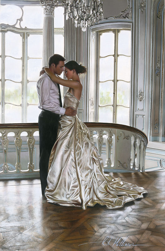 Picture-4 ( 26 Realistic and Glamorous Oil Paintings by Famous Artist Rob Hefferan )