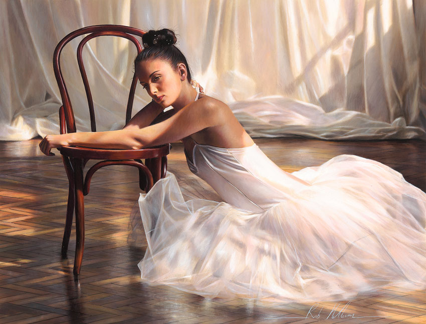 Picture-9 ( 26 Realistic and Glamorous Oil Paintings by Famous Artist Rob Hefferan )