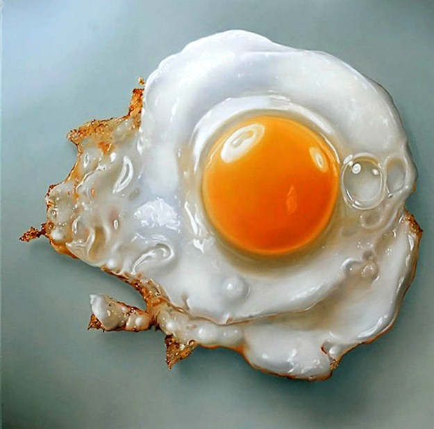 mega realistic oil paintings Tjalf Sparnaay