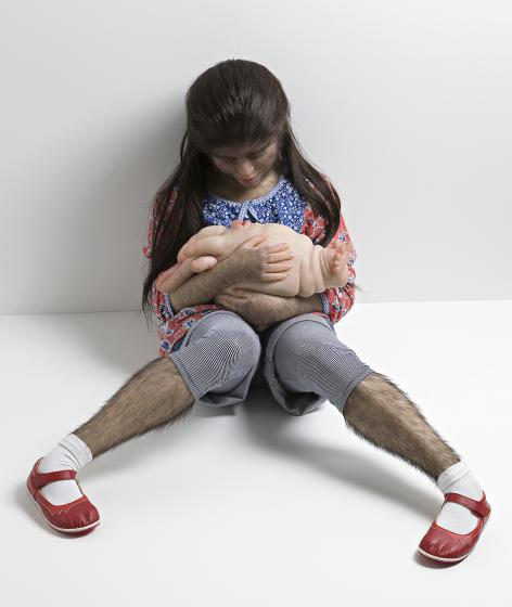 Picture-1 ( 30 Most Controversial Art Sculptures by Patricia Piccinini )