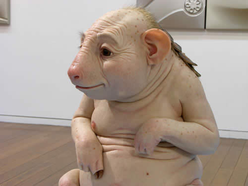 Picture-15 ( 30 Most Controversial Art Sculptures by Patricia Piccinini )
