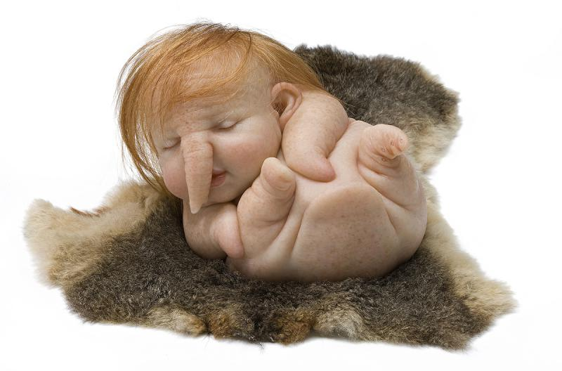 patricia piccinini sculptures%20(9) The Most Controversial Art Sculptures by Patricia Piccinini   30 Sculptures