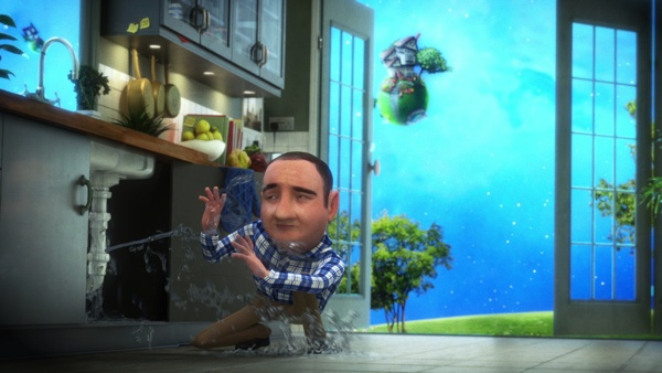3d animation shor film video commercial tv advertisement best beautiful creative ads