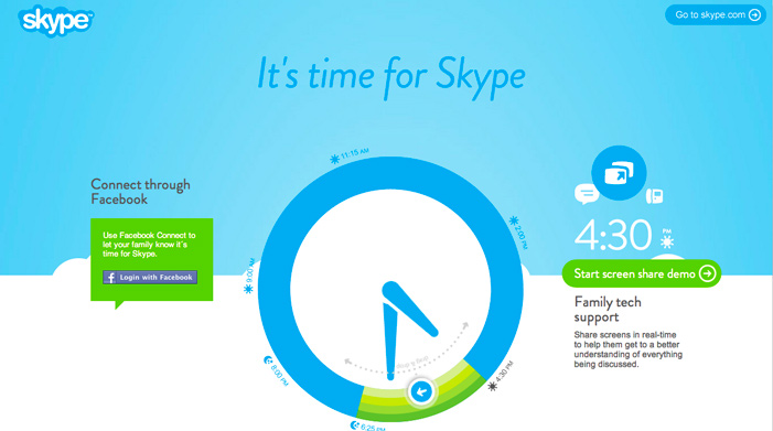25 Animated Home Page Web Design Examples For Your Inspiration