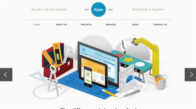 most beautiful web design websites%20(2) 25 Most Beautiful and Fresh Web Design examples for your inspiration