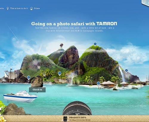 tamron-island.se