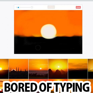 Bored of typing, now you can draw your pictures to search for an image ...: webneel.com/500px-get-photos-draw-search