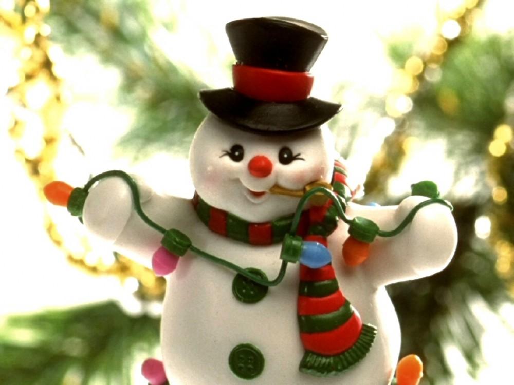 r snowman spangle