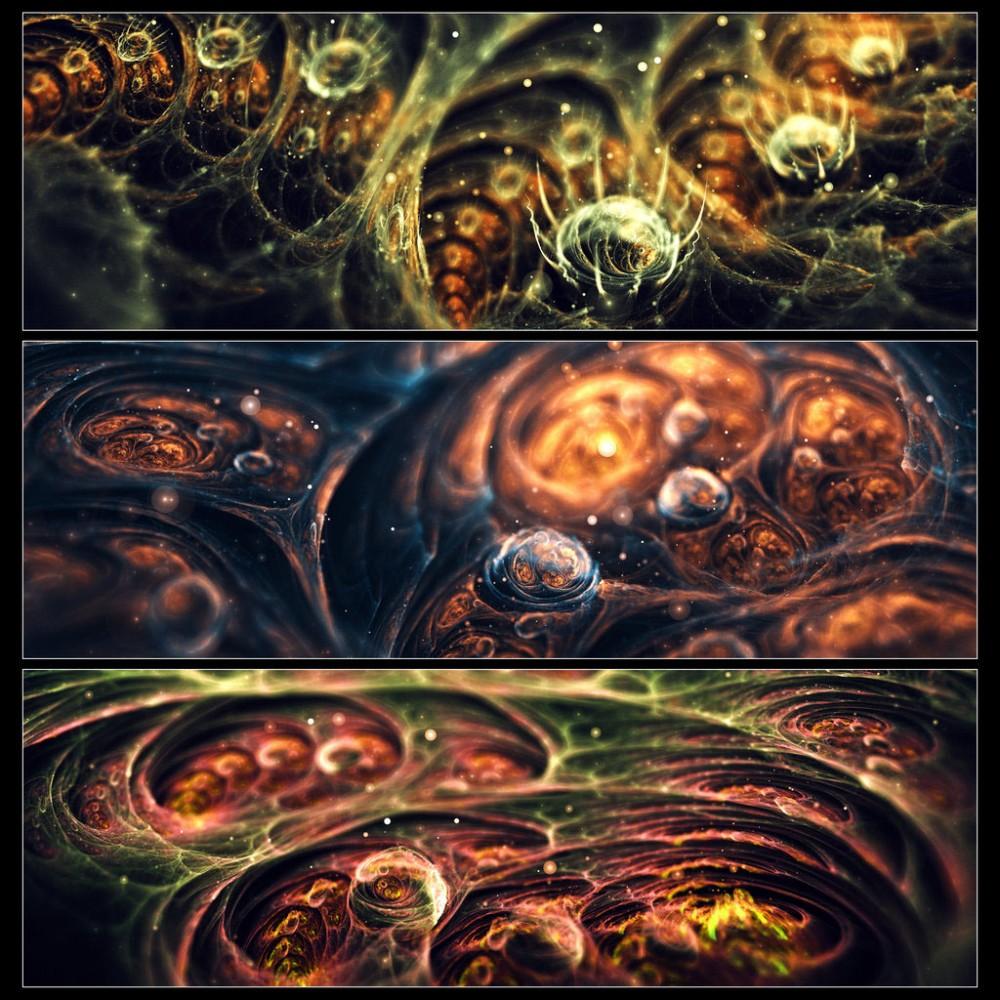 3D Apophysis Flames (12)