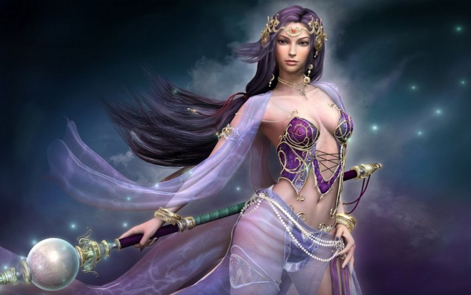 3d fantasy character designs inspiration graphics