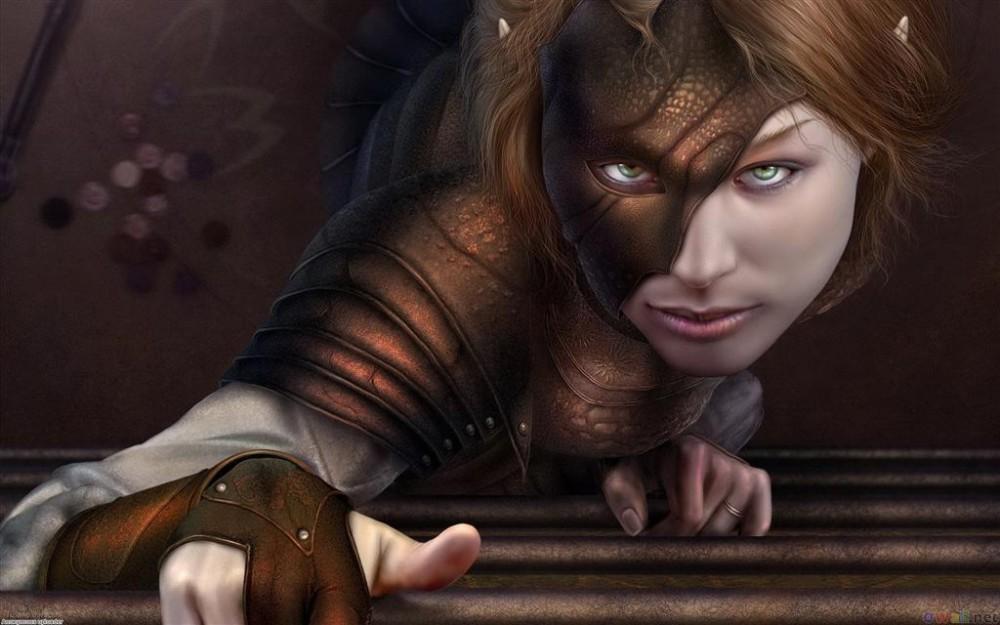 3d character fantasy 8