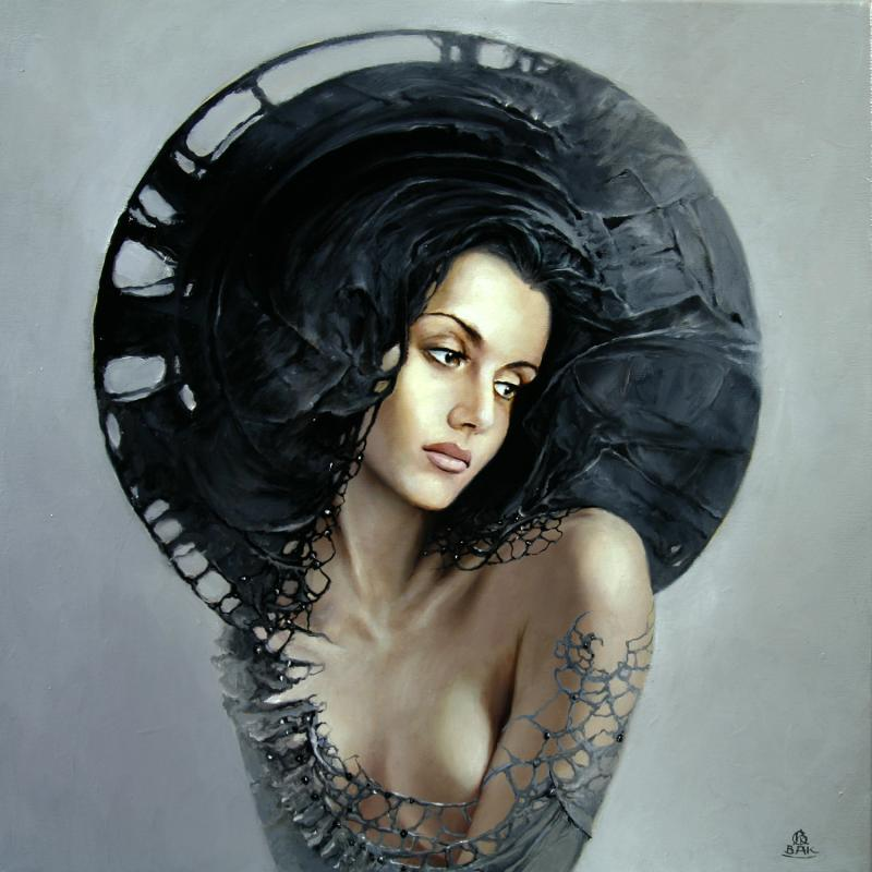 Between Dawn and Dusk Cycle by Artist Karol Bak (1)