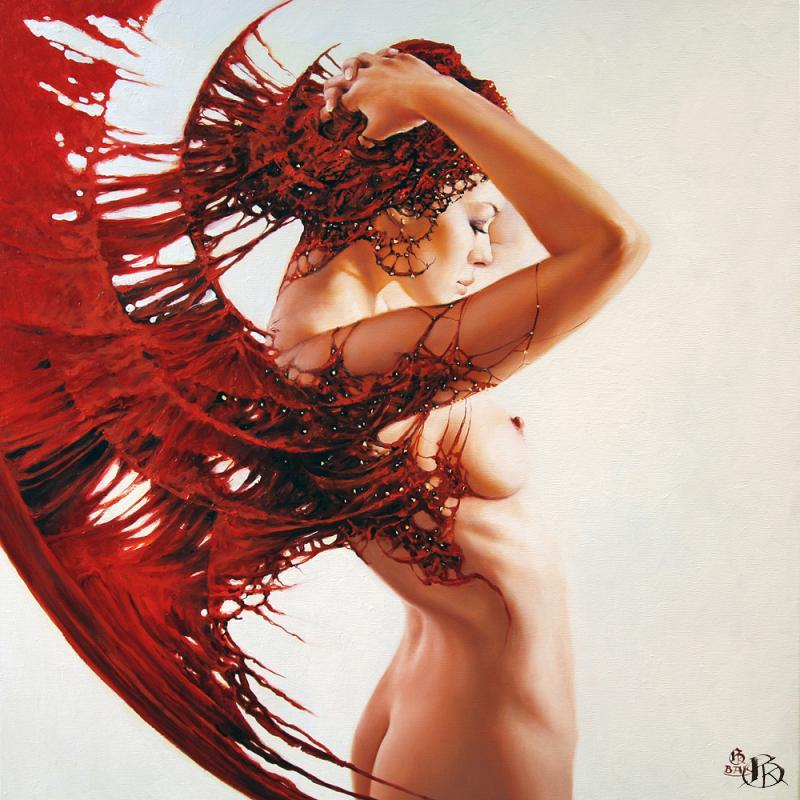 Between Dawn and Dusk Cycle by Artist Karol Bak (11)