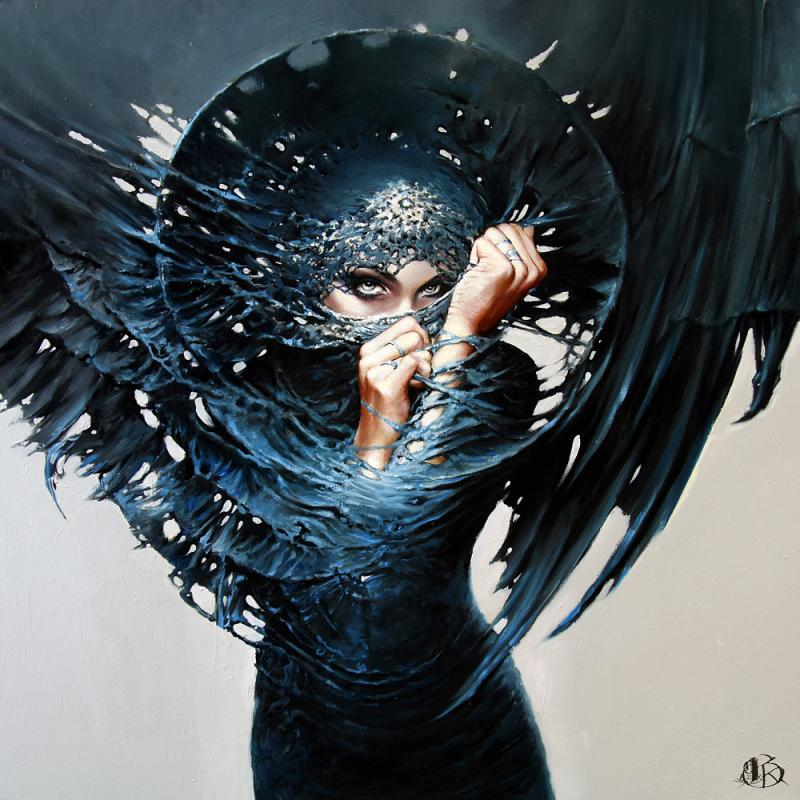 Between Dawn and Dusk Cycle by Artist Karol Bak (5)