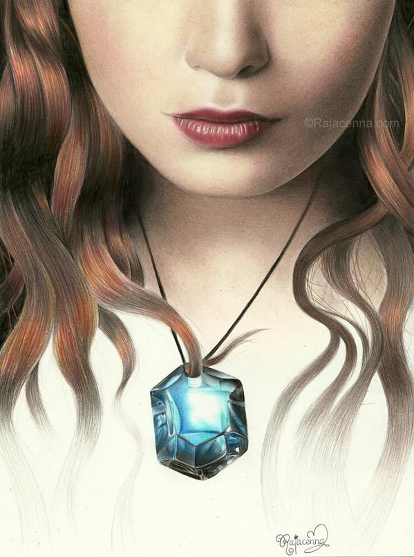 Blue Crystal by Rajacenna