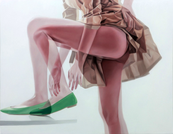 Blurred Paintings ho ryon lee%20(5) 20 Beautiful Blurred Effect Paintings by Artist HoRyonLee
