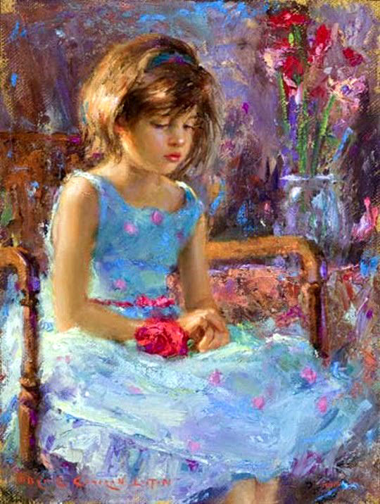 Bryce Cameron Liston oil painting (16)