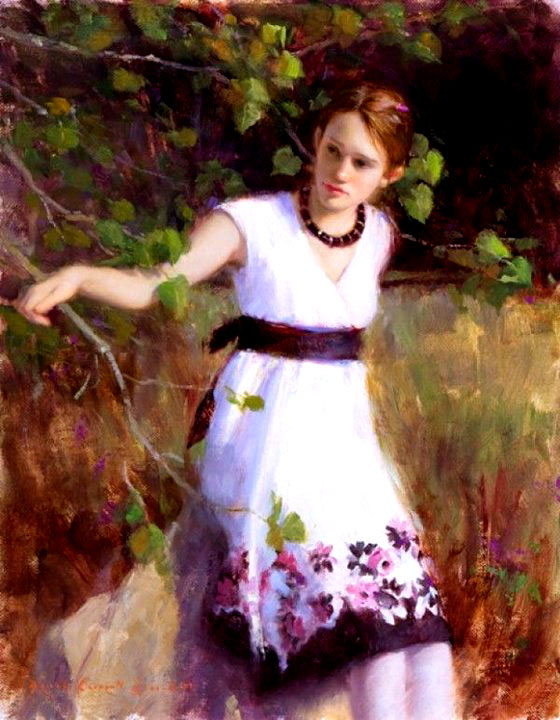 bryce cameron liston oil painting 3