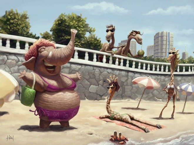 Digital Illustration from Tiago Hoisel (15)
