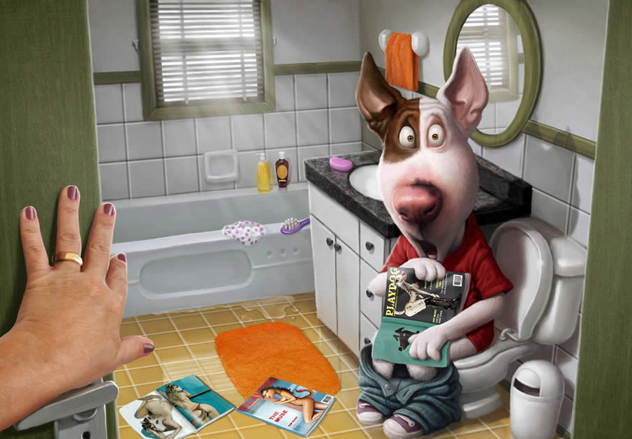 Digital Illustration from Tiago Hoisel (6)
