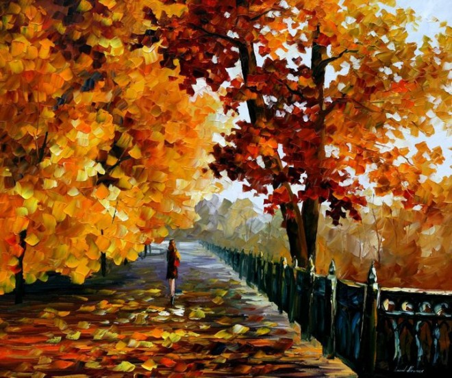 colorful painting best beautiful leonid afremov vivid colored oil acrylic water color (10)